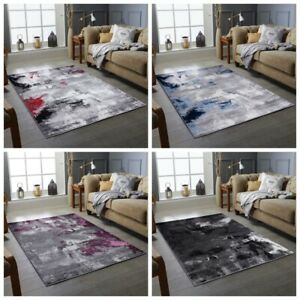 New Blush Purple Grey Marble Small Extra Large Floor Carpet Area Rugs Mats Cheap