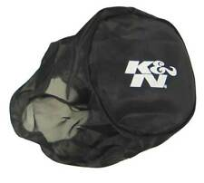 RX-4730DK K&N Air Filter Wrap DRYCHARGER WRAP; RX-4730, BLACK (KN Accessories)