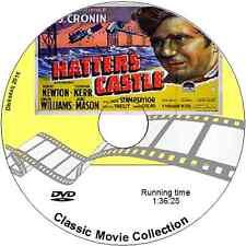 Hatters Castle  Robert Newton, Deborah Kerr  Drama Film 1942 DVD