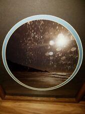 Takao Wakida Signed Sepia Coast Sun Rain  Landscape Photograph California VTG