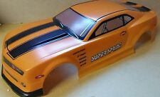 1/10 RC car 190mm on road drift Chevrolet Camaro Body Shell W/Spoiler