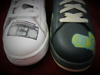 Reebok Ice Cream #boombox D/ GRN/ APPLE GRN/SKY PROMO SAMPLE shoes size 11 RARE