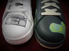 Reebok Ice Cream #boombox D/ GRN/ APPLE GRN/SKY PROMO SAMPLE shoes size 11 BAPE