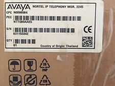 AVAYA Nortel Wlan 2245 Ip Telephony Manager  NTTQ60BAE5 - Sealed Box