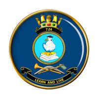 724 Escadron Ren Royal Australien Marine Broche Badge