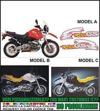 kit adesivi stickers compatibili  r 1100 gs 1994