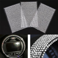 3mm Crystal Rhinestone Car Styling Sticker Decor Decal Accessories Decoration PG