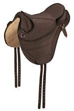 Barefoot Cheyenne Saddle Vps sz 2 Brown All Purpose Trail Horse Friendly Design