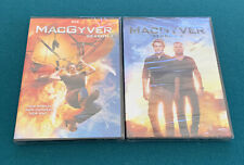 MacGyver Complete 2018 Seasons 1-2 Dvd Sets - New / Sealed - Fast Same Day Ship