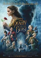 Beauty and the Beast Posters Option 1 - A3 & A4