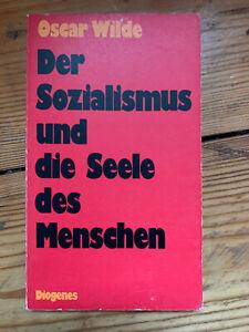 Oscar Wilde Der Sozialismus und die Seele des Menschen Anarchismus Kommunismus