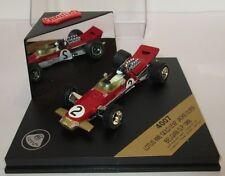 F1 1/43 LOTUS 49B J. OLIVER BELGIAN GP 1968 QUARTZO 4007