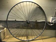 Retro Road Racing Bicycle Rear Wheel Fiamme Rim Airlite Hub 700c