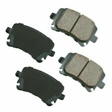 Akebono EUR1348 Rear Ceramic Brake Pads 37.99 free shipping!!!