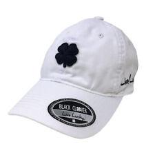 New Black Clover Live Lucky So Soft 1 White/Navy Adjustable Hat/Cap