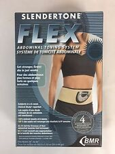 Slendertone FLEX BELT Abdominal Toning System with Pads, for Women D4
