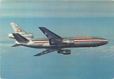 B71377 Douglas DC 10 American Airlines plan plane Holland