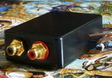 Übertrager, Step-Up Transformer 1:2 für HO MC-Tonabnehmer 1,5 - 4,0 mV  High-End