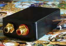 Trasformatore, step-up Transformer 1:2 per PCS MC-Pick-up 1,5 - 4,0 MV high-end