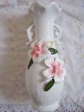 Chinese  porcelain vase,flower encrusted