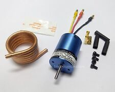 048C: 1x B2838 KV3150 580W Inrunner BL Motor w/Water Cooling Coil for RC Boat