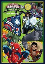 Marvel Ultimate Spiderman Vs siniestro 6 Etiqueta Pad