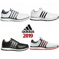 ADIDAS 2019 TOUR 360 XT SL MENS SPIKELESS  WIDE FIT WATERPROOF GOLF SHOES
