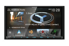 Polaris Slingshot Navigation Upgrade Radio Kenwood DNX875S 7'' Carplay Android