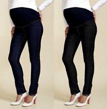 *Umstandshose*Jeans*Röhre*Jegging schwarz oder blau Gr.34-48