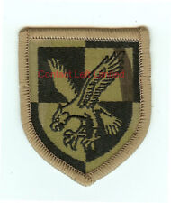 New Crye Multicam - Hook (Sticky) Backed - 16 Air Assualt Brigade Patch TRF