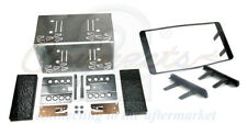 TOYOTA HILUX 07+ DOUBLE DIN STEREO FACIA KIT CT23TY03