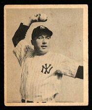 1948 Bowman #35 George Snuffy Stirnweiss (Yankees) VGEX+