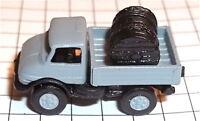 Unimog Mercedes Transport Kleinserie 1:160