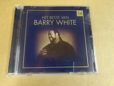 CD HET LAATSTE NIEUWS CD-COLLECTIE 14 / HET BESTE VAN BARRY WHITE