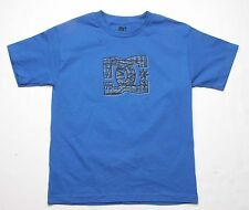 DC Shoes Boys Based Tee (XL) Royal Blue ADBZ000007