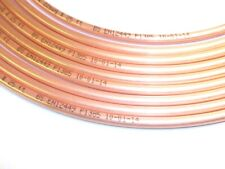 6mm Copper Brake Pipe. Brake line. 1 metre, 2m, 3m, 5m & 7.5 metres. Easy bend.