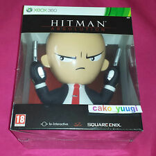HITMAN ABSOLUTION DELUXE EDITION XBOX 360 NEUF VERSION 100% FRANCAISE