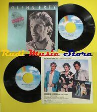 LP 45 7'' GLENN FREY You belong on the city Smugglers blues 1985 no cd mc dvd(*)