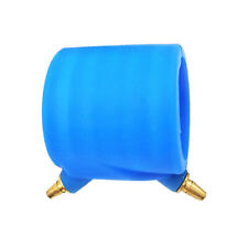 Water Cooling Jacket For 3650/3660/3674/36Mm Brushless Motor Rc Boats(Blue) B5P5