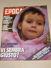 EPOCA=1983/1731=ELENA LUISI LUGLIANO=JACQUES COSTEAU=CINZANO GLASS COLLECTION=