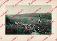 orig. Foto Deutsch-Ostafrika Schutztruppe Askari Reichsfahne 1. Weltkrieg 1915