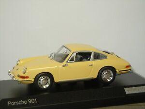 Porsche 901 Coupe - Minichamps 1:43 in Box *42450