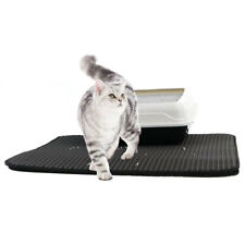 Paws N Claws 58x53cm Cat Litter and Spill Trap Mat