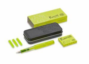 Kaweco 10001757 Highlighter Set Neongelb