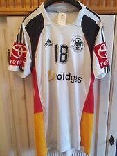 Handball Trikot Deutschland Adidas - L - gebraucht