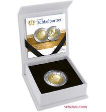 """NEDERLAND PROOF SET 2013  2 Euro """"DUBBELPORTRET""""  PP SCHAARS"""