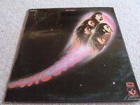 Deep Purple Fireball Vinyl LP Record German Pressing Demons Eye