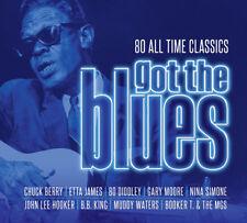 Various Artists : Got the Blues CD (2018) ***NEW***