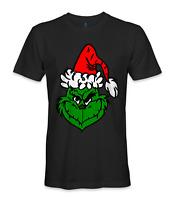 Dr. Seuss The Grinch merry Christmas t-shirt