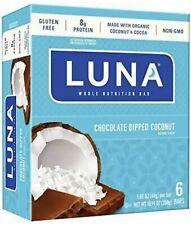 LUNA Whole Nutrition Bar COconut